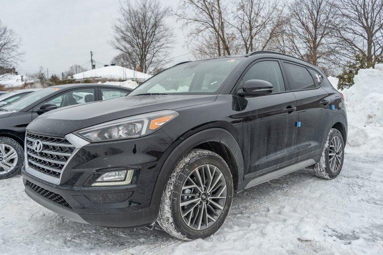 Hyundai Tucson LUXURY 2019