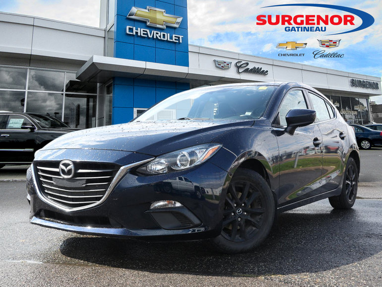 Mazda Mazda3 GS TOURING 2015