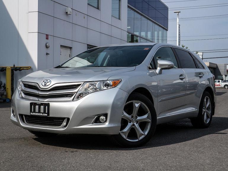 Toyota Venza Base 2013