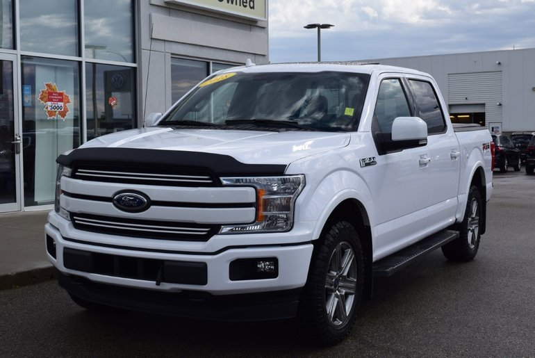 2018 Ford F150 4x4 - Supercrew Lariat - 145 WB