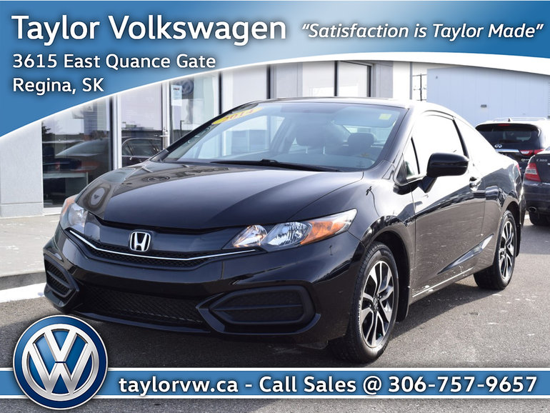 2014 Honda Civic Coupe EX CVT