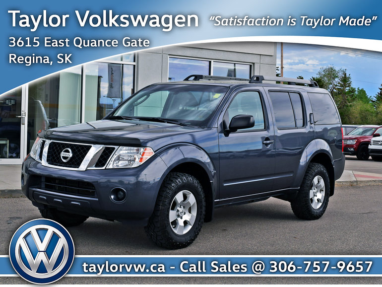2012 Nissan Pathfinder AWD at