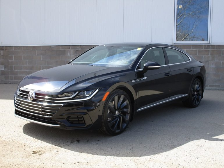 2019 Volkswagen Arteon 2.0T 8sp at w/ Tip 4MOTION