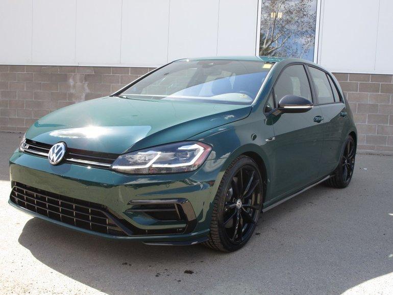 New 2019 Volkswagen Golf R 5-Dr 2 0T 4MOTION at DSG for Sale