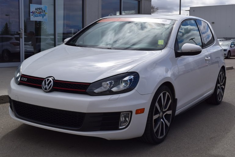 2012 Volkswagen Golf GTI GTI 3-Dr 6 Speed Manual