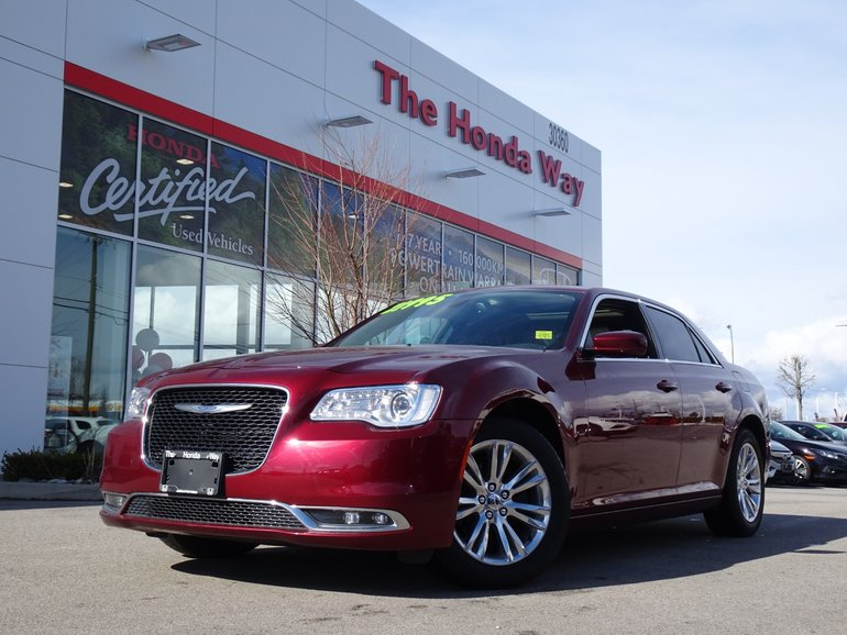 2016 Chrysler 300 TOURING - BLUETOOTH, PUSH BUTTON START, SIRIUS XM