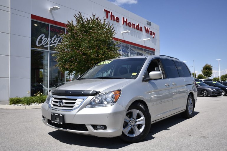 2009 Honda Odyssey TOURING - ENT. SYSTEM, BLUETOOTH, NAVI, B/U CAMERA