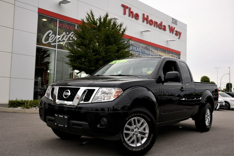 2016 Nissan Frontier SV - HITCH, MATS, WINDOW TINT, ALLOY WHEELS