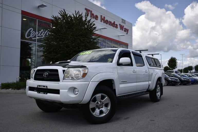 2007 Toyota Tacoma HITCH, WINTER TIRES, ROOF RACK, B/U CAMERA