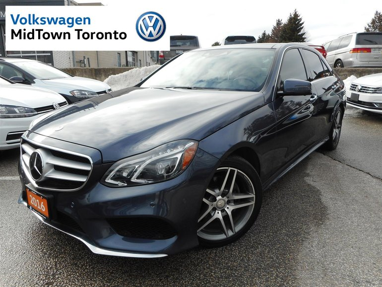 Mercedes Benz Midtown >> Used 2016 Mercedes Benz E250 E 250 Blue 74 325 Km For Sale