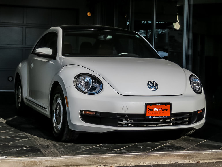 ef25b486e89fbb Used 2015 Volkswagen Beetle Classic 1.8T White 33