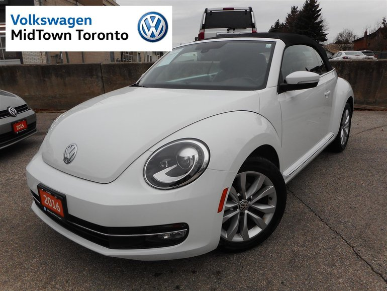 2016 Volkswagen Beetle 1.8 TSI
