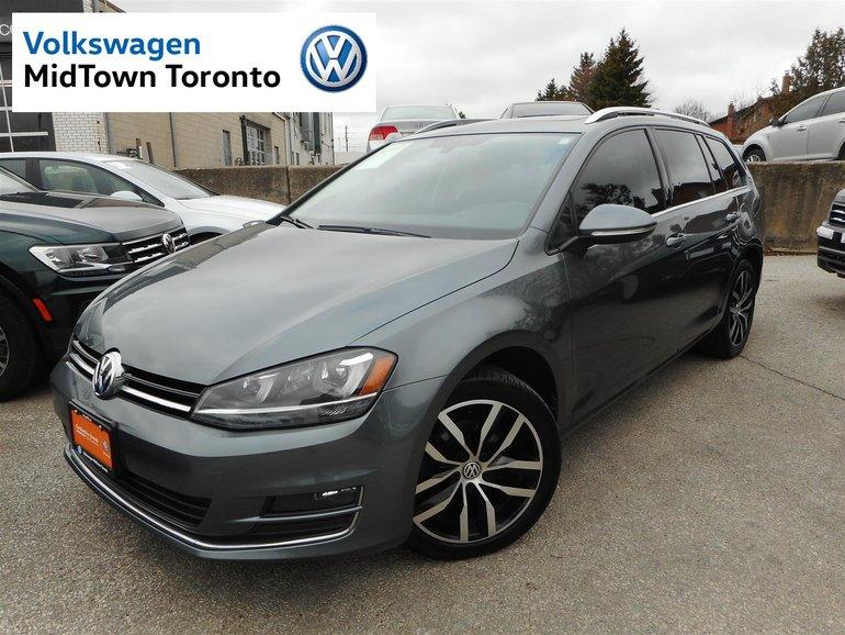 2015 Volkswagen Golf Sportwagon Highline