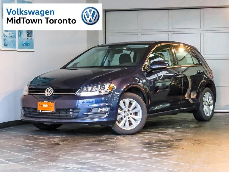 2015 Volkswagen Golf Comfortline TSI