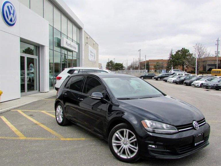 2015 Volkswagen Golf 5-Dr 2.0 TDI Highline DSG at Tip