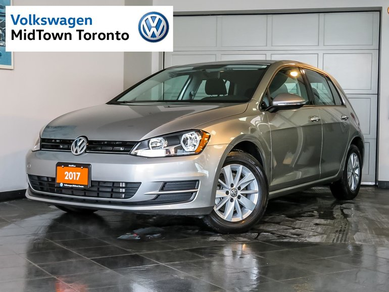 2017 Volkswagen Golf Trendline 1.8T