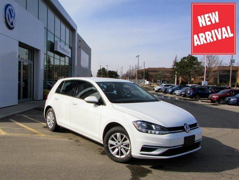 2018 Volkswagen Golf 5-Dr 1 8T Trendline 6sp at w/Tip