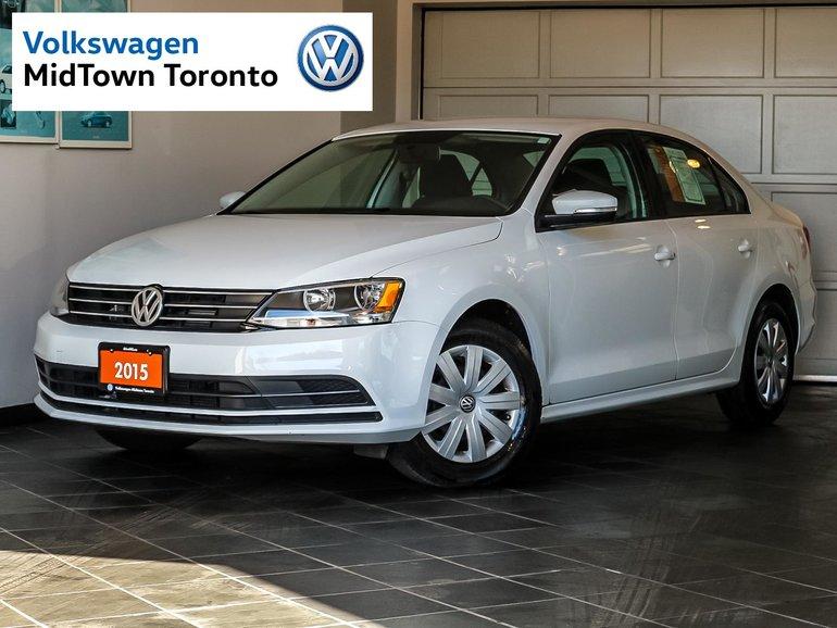 2015 Volkswagen Jetta Trendline plus 2.0