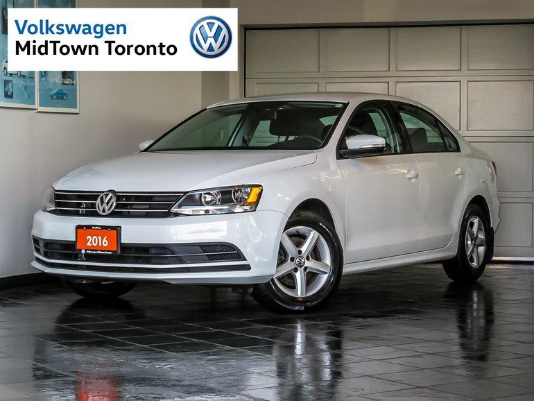 2016 Volkswagen Jetta Trendline plus 1.4T