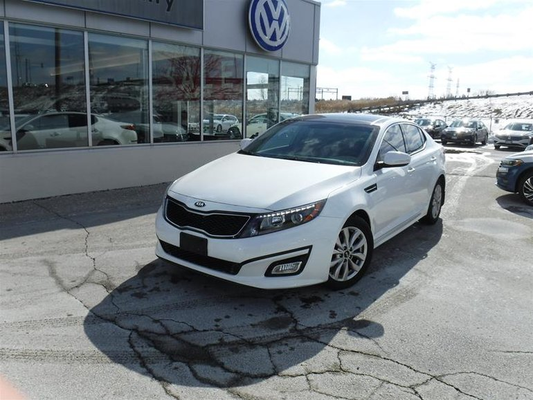 2015 Kia Optima EX Luxury Plus Navi at
