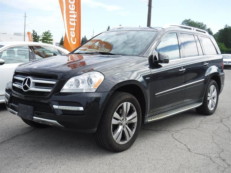 2011 Mercedes-Benz GL350BT 4MATIC