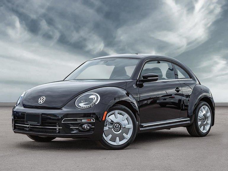 2019 Volkswagen Beetle 2.0 TSI Wolfsburg Edition