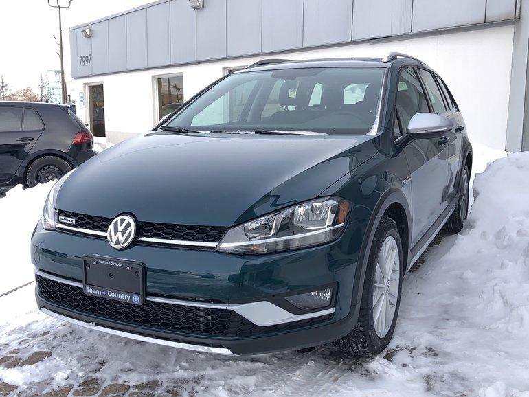 2019 Volkswagen GOLF ALLTRACK 1.8 TSI Highline