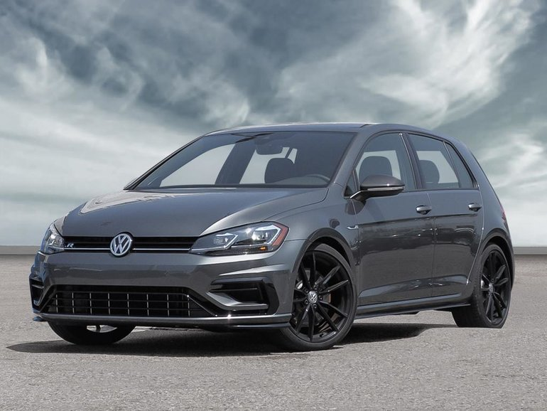 New 2019 Volkswagen Golf R 2.0 TSI - PRICE | Town ...