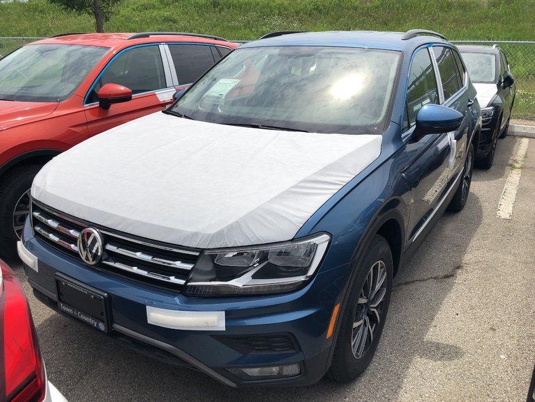 2019 Volkswagen Tiguan Comfortline