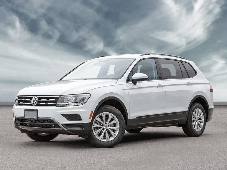 New 2019 Volkswagen Tiguan Trendline - PRICE   Town ...
