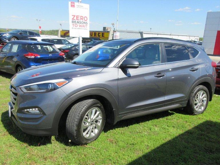2016 Hyundai Tucson Luxury AWD