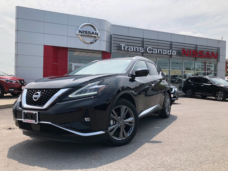 2019 Nissan Murano AWD Platinum