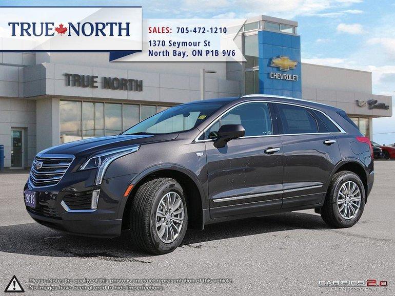 North Bay Cadillac >> New 2019 Cadillac Xt5 Luxury 56308 0 True North Cadillac