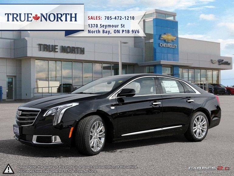 North Bay Cadillac >> New 2019 Cadillac Xts 4dr Sdn Luxury Awd 53578 0 True
