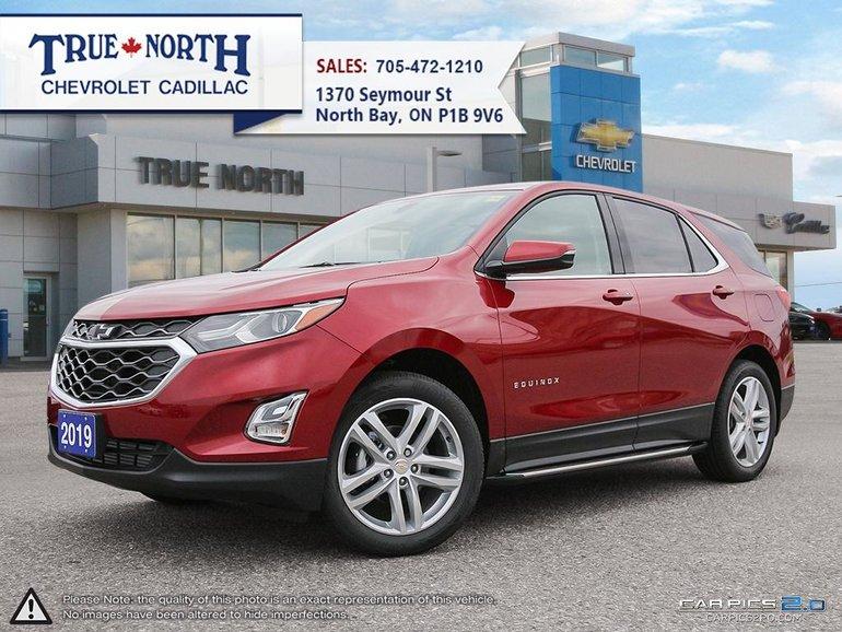 New 2019 Chevrolet Equinox LT 1.5T - $42208.0 | True North ...
