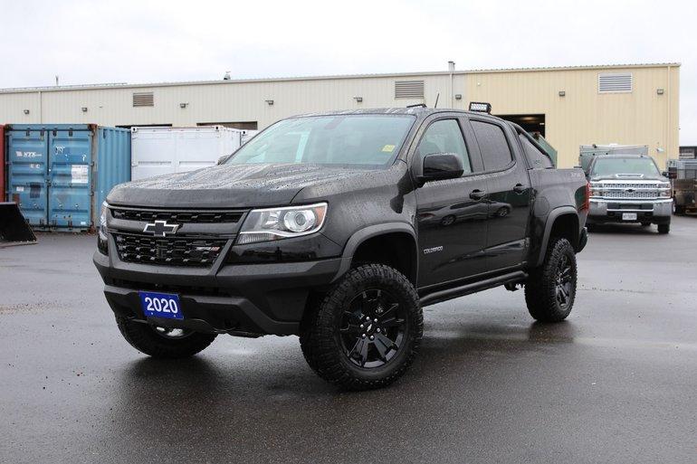 New 2020 Chevrolet Colorado ZR2 - $55851.0 | True North ...