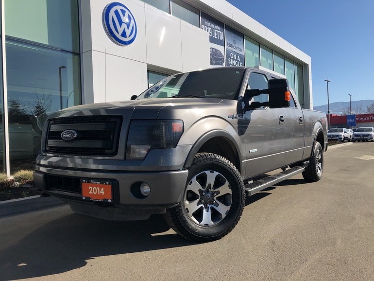 2014 Ford F-150 FX-4 3.5L EcoBoost No Accidents