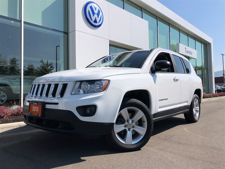 2013 Jeep Compass COMPASS LIMITED