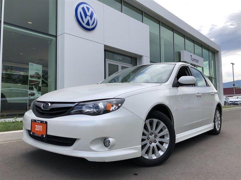 2011 Subaru Impreza IMPREZA 2.5I