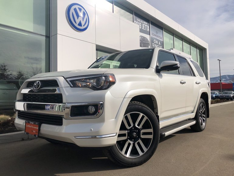 2018 Toyota 4Runner Limitied ***SOLD***