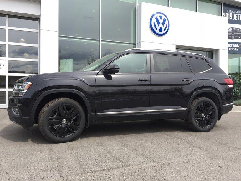 2019 Volkswagen Atlas HIGHLINE 3.6L V6 4MOTION