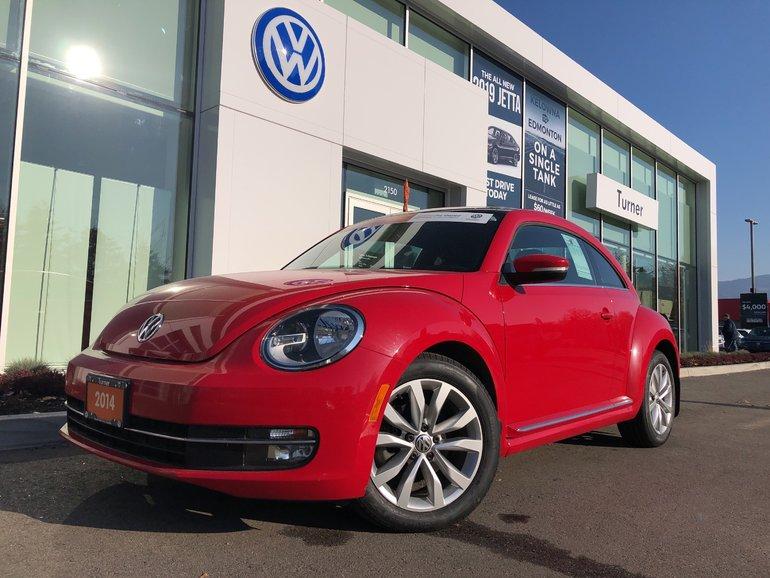 2014 Volkswagen Beetle Coupe Highline TDI