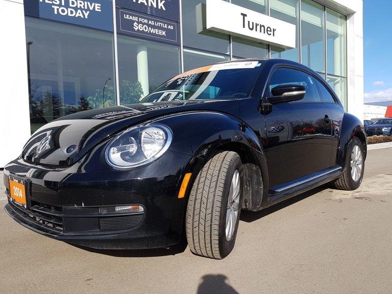 2014 Volkswagen Beetle Coupe **DIESEL** DSG