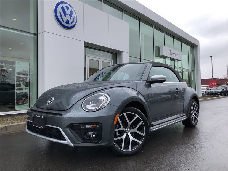 2018 Volkswagen Beetle CONV DUNE