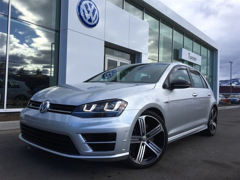 2016 Volkswagen Golf R DSG W/Tech