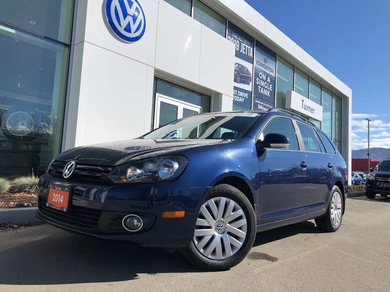 2014 Volkswagen Golf wagon Trendline TDI Just Arrived