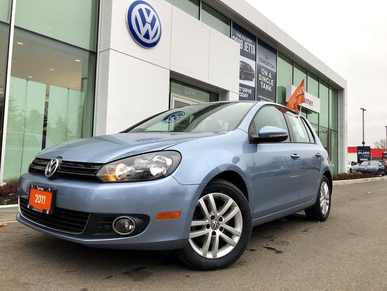 2011 Volkswagen Golf TDI Diesel
