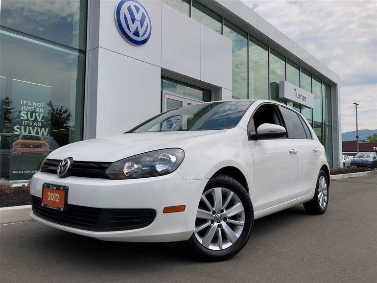 2012 Volkswagen Golf COMFORTLINE