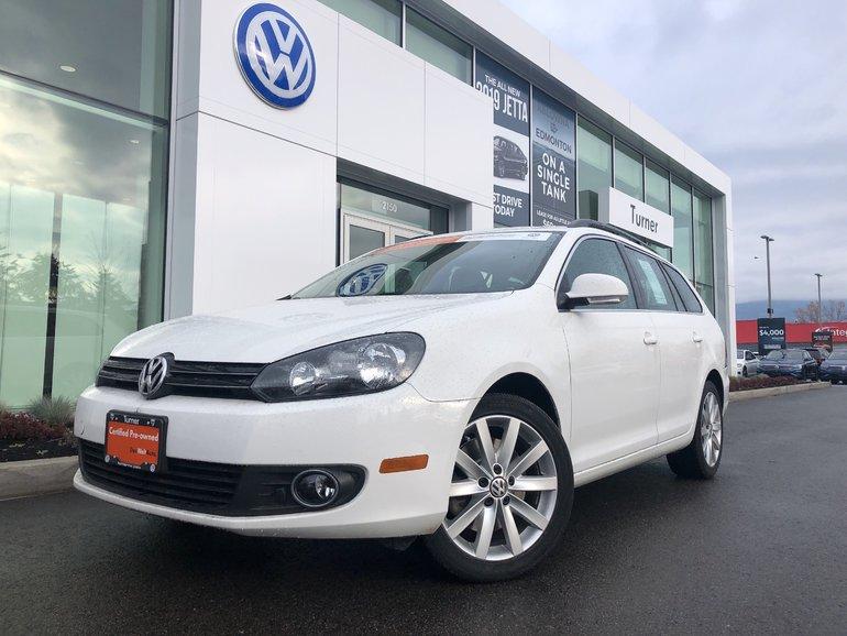 2014 Volkswagen Golf Wagon Highline TDI