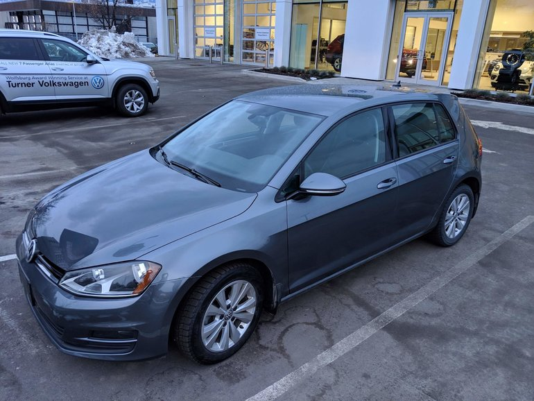 2016 Volkswagen Golf Comfortline 1.8T No Accidents